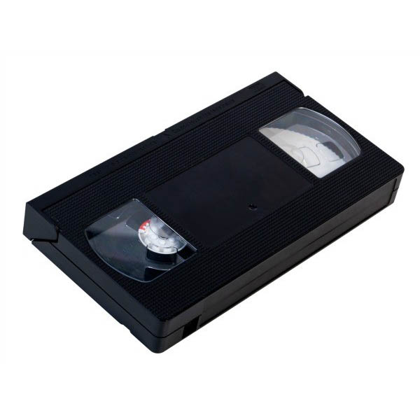 VHS cassettes digitaliseren