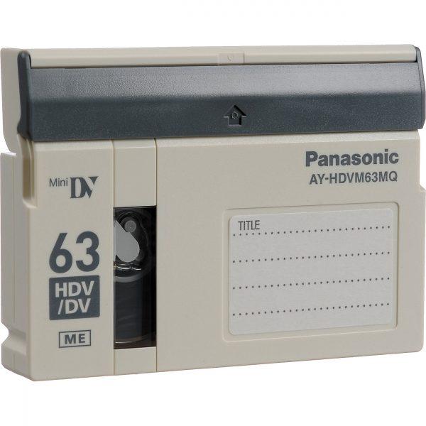hdv mini dv cassette digitalieren