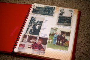 oude foto velletjes digitaliseren