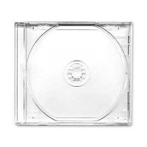 Doorzichtig DVD doosjes